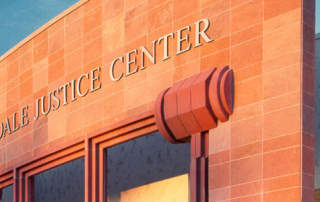 City of Scottsdale Courts & Detention Sally Port