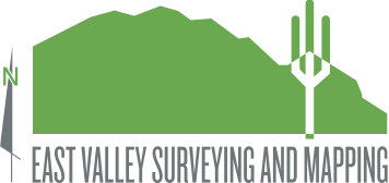 East Valley Surveying and Mapping Mobile Logo